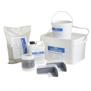 Wetroom Installation Kit