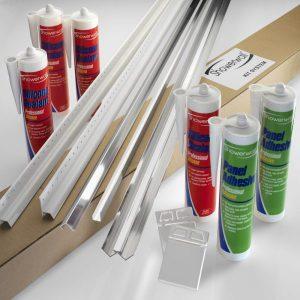 Showerwall Installation Kit