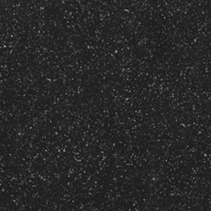 Bushboard Nuance Black Sparkle Solid Surface