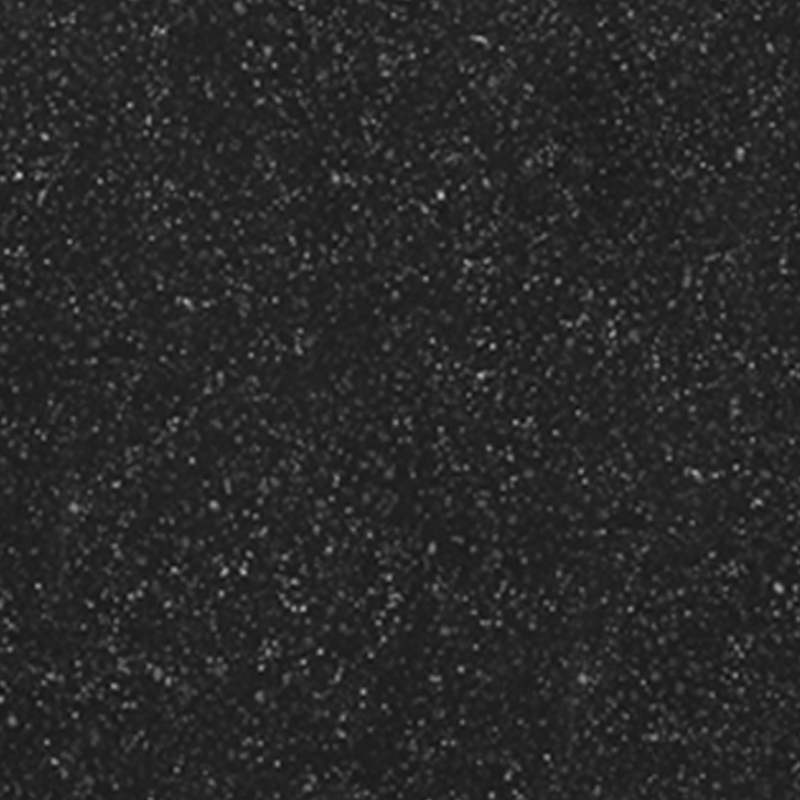 Bushboard Nuance Black Sparkle Solid Surface