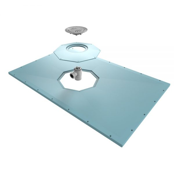Shower Tray Example